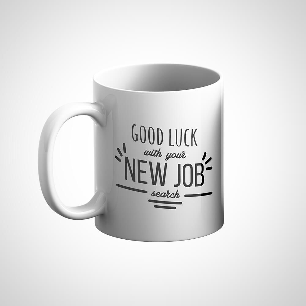 Good Luck With Your New Job