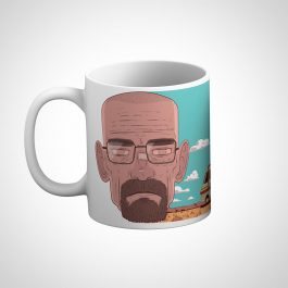 Breaking Bad – Walter & Jessie