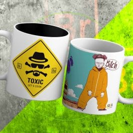 Breaking Bad 2'li Set