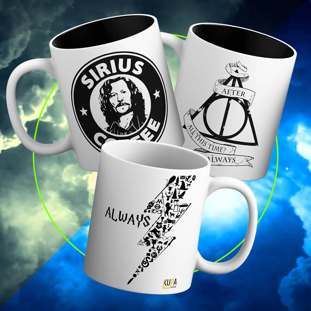 Harry Potter 3'lü Set